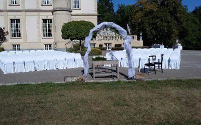 Freie Trauung im Chateau Arlon