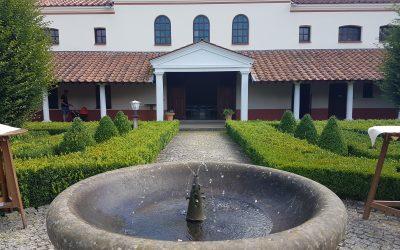 Freie Trauung Römische Villa Borg