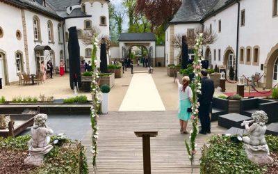Freie Trauung Chateau Urspelt