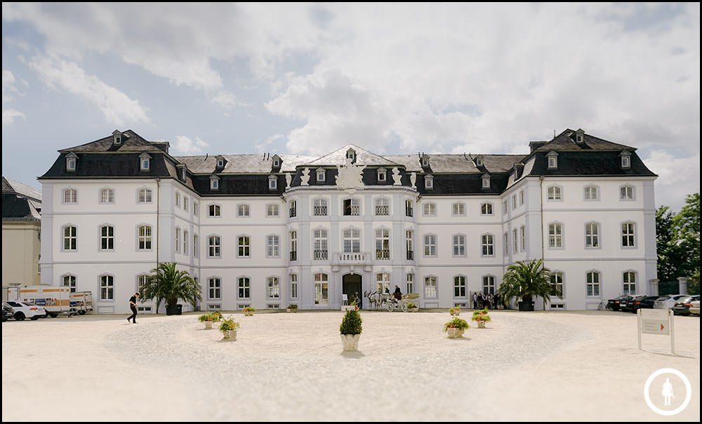 Freie Trauung Schloss Engers