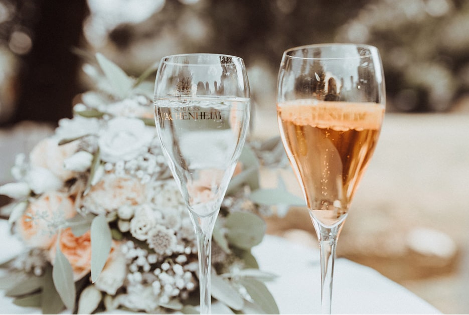 Champagner - NEU - Trauredner